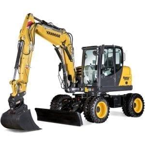 Wheel Excavator for Sale Ireland