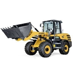 Wheel loader manufacturers : Yanmar